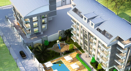 Serene Penthouses with Greenery for Sale in Oba Alanya