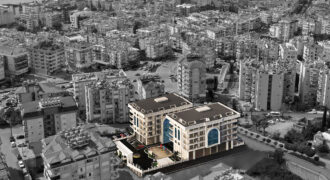 Commercial Shops for Sale in Central Alanya