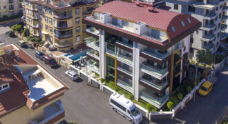 Oba Life – Luxury Seaside Apartment for Sale in Alanya
