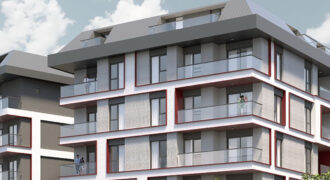 Seaside Penthouses in Central Alanya for Sale
