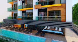 Central Apartments in Alanya City for Sale