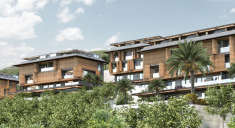 Penthouses for Sale with Magnificent Alanya View