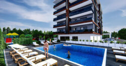 Spacious Flats in Alanya for Sale