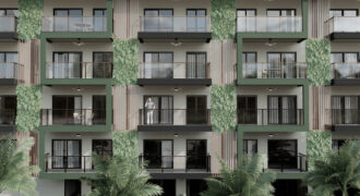 Contemporary Apartments for Sale in Oba Alanya