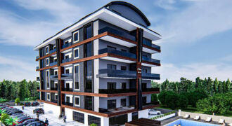 Family Sized Penthouses in Alanya for Sale